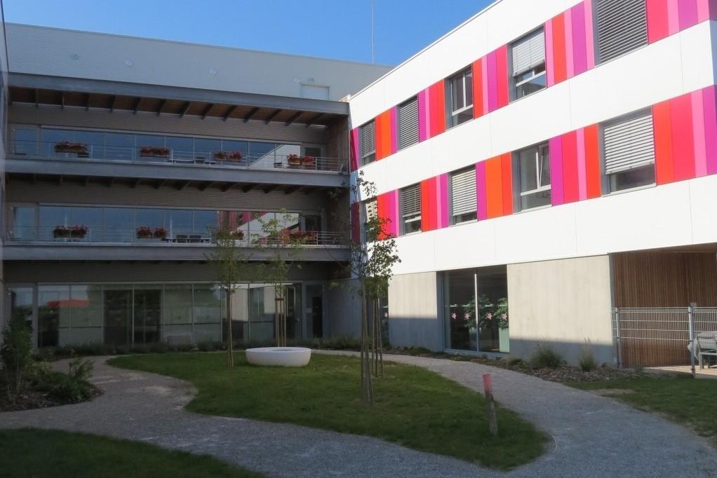 jardin thérapeutique UVP