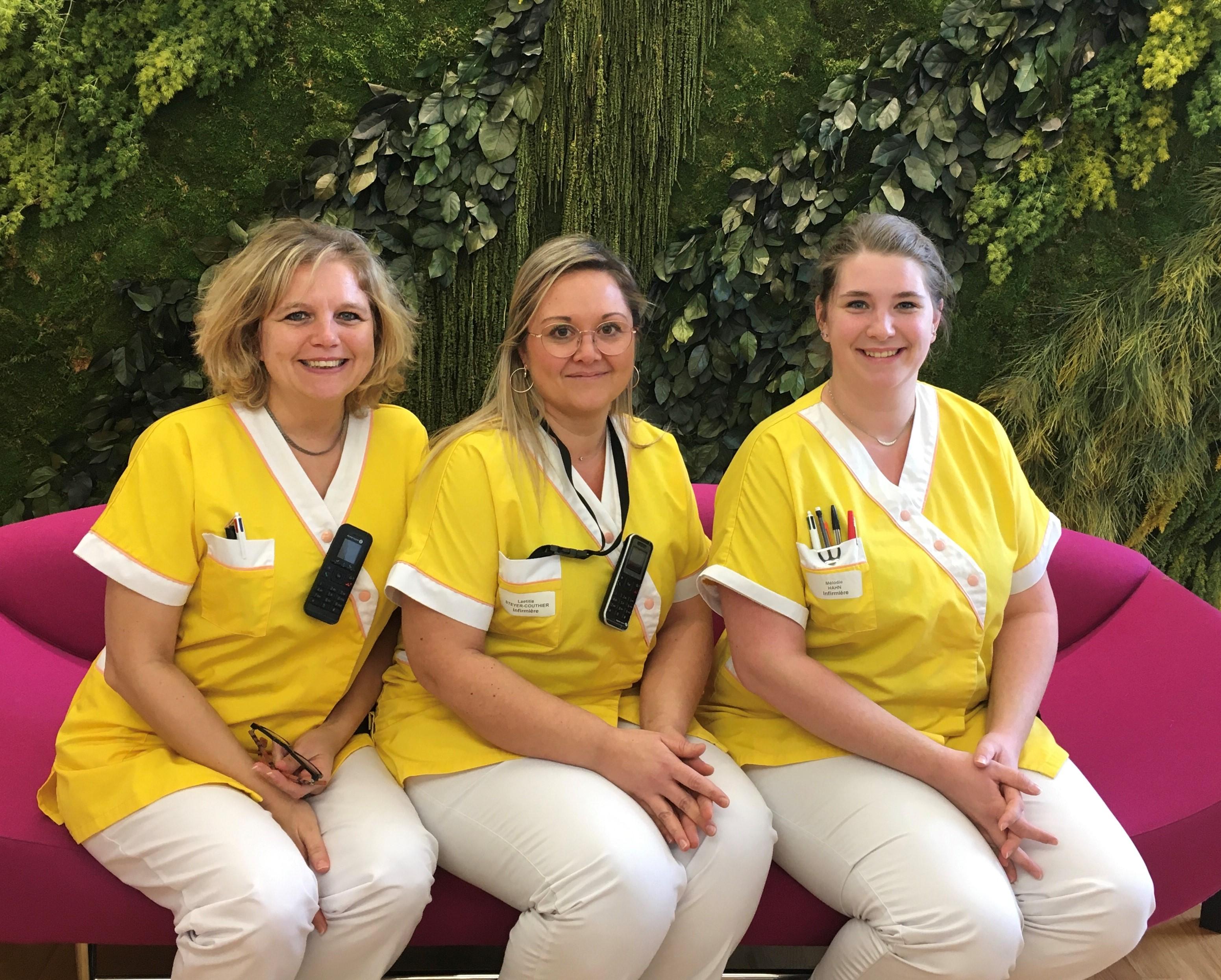 Equipe Infirmières